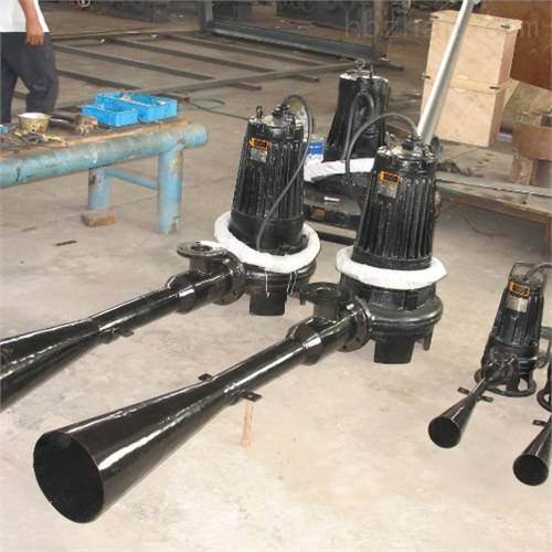 深水自吸式潜水射流曝气机