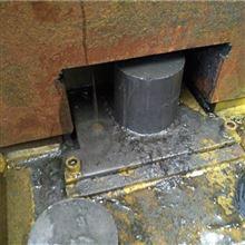 鋼銷壓塊機