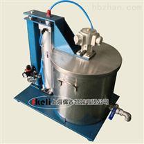 上海保占廠家直銷帶桶一體式20L氣動攪拌機