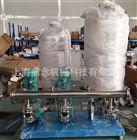 无负压变频恒压二次加压无塔供水设备定压装置内置进口水泵