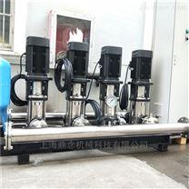 生活疊壓無負壓供水設備改造工程