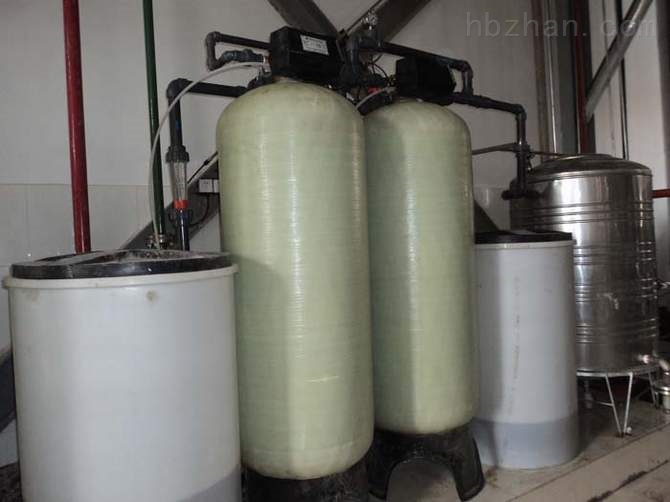 去除钙镁软化水处理设备