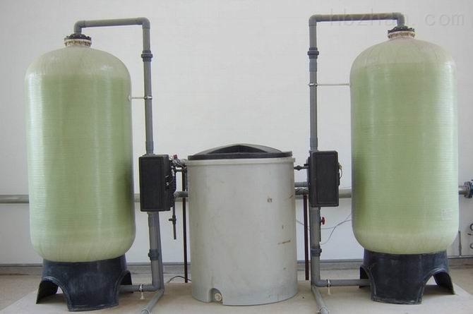 锅炉软化水设备(双罐双阀)
