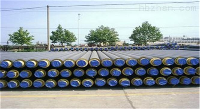 聚乙烯直埋高密度硬质保温管