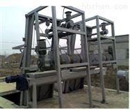 钢丝绳牵引式格栅除污机