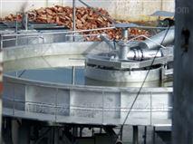 高效浅层气浮机的主要特点