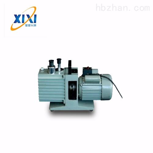 直联旋片式真空泵 技术参数 注意事项 型号