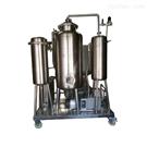 YL-20磷酸酯抗燃油(合成油)滤油机