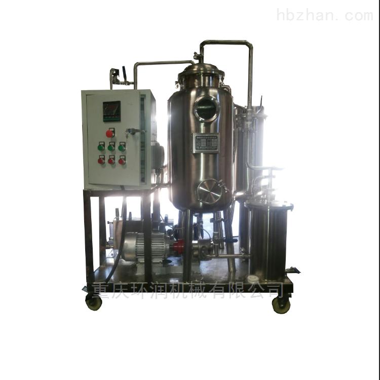 YL系列磷酸酯抗燃油(合成油)滤油机