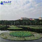 新型环保设备太阳能生态系统浮田型生态浮床
