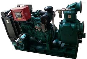 大流量柴油机强自吸泵