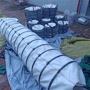 水泥帆布散装卸料耐磨布袋
