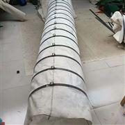 領越機械水泥伸縮布袋