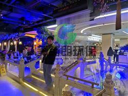 广州厂家直销雾屏设备3D雾屏投影出租