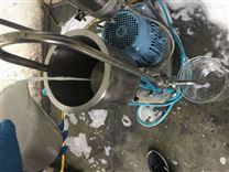 太倉ZKE新研發纖維素管線式專用乳化機