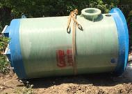 一体化泵站全地埋式