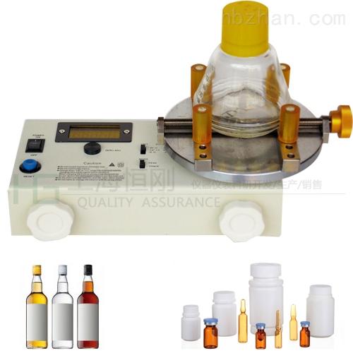 25n.m瓶盖扭矩检定仪食品行业用