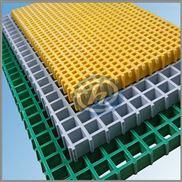 玻璃鋼格柵 濕熱易鏽 耐腐蝕 FRP格柵蓋板