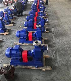 100ZW80-60自吸排污泵