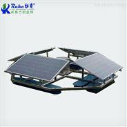 储能型解层式太阳能增氧系统黑臭河治理