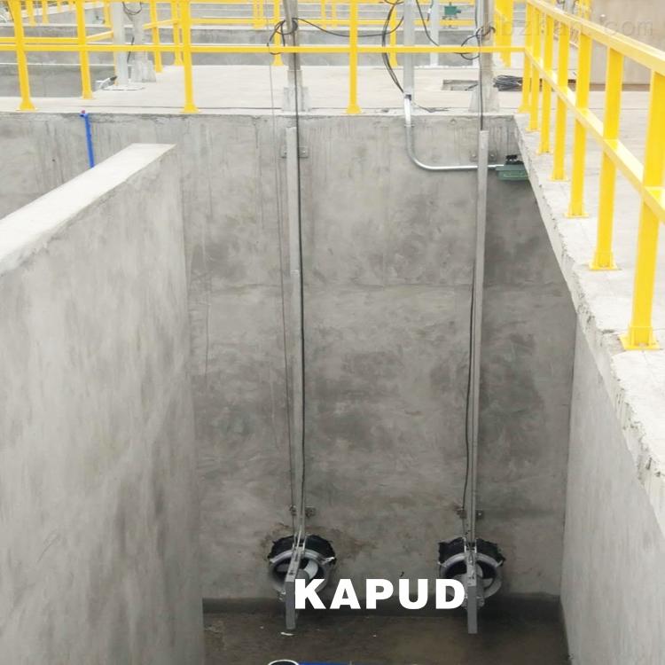 QWH型污泥潜水回流泵 配穿墙管内回流用