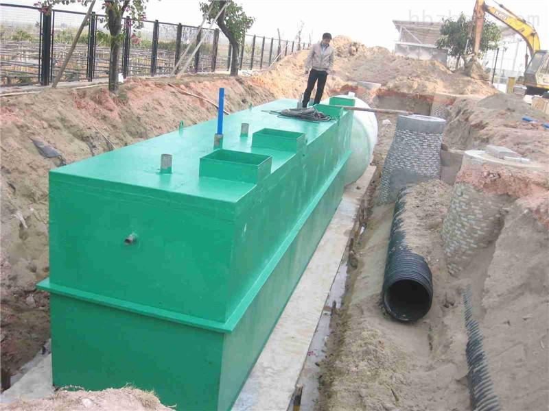 克孜勒苏柯尔克孜自治州乌恰县地埋式-一体化-污水处理设备