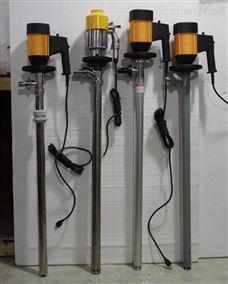 SB手提式电动油桶泵