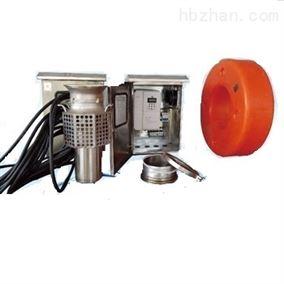 防汛抗旱水利工程便攜式潛水泵