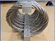 西安宏安设备抗振JGX2228D1250钢丝绳隔振器