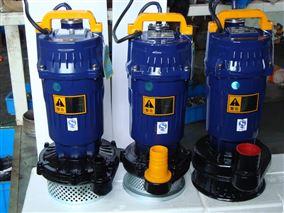 小型清水潜水泵