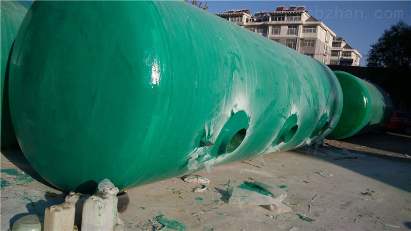 浙江省嘉兴市海盐县玻璃钢化粪池的价格