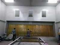 油帘喷漆房