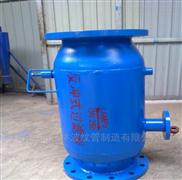 電動全自動排汙過濾器手動反衝洗排汙除汙器