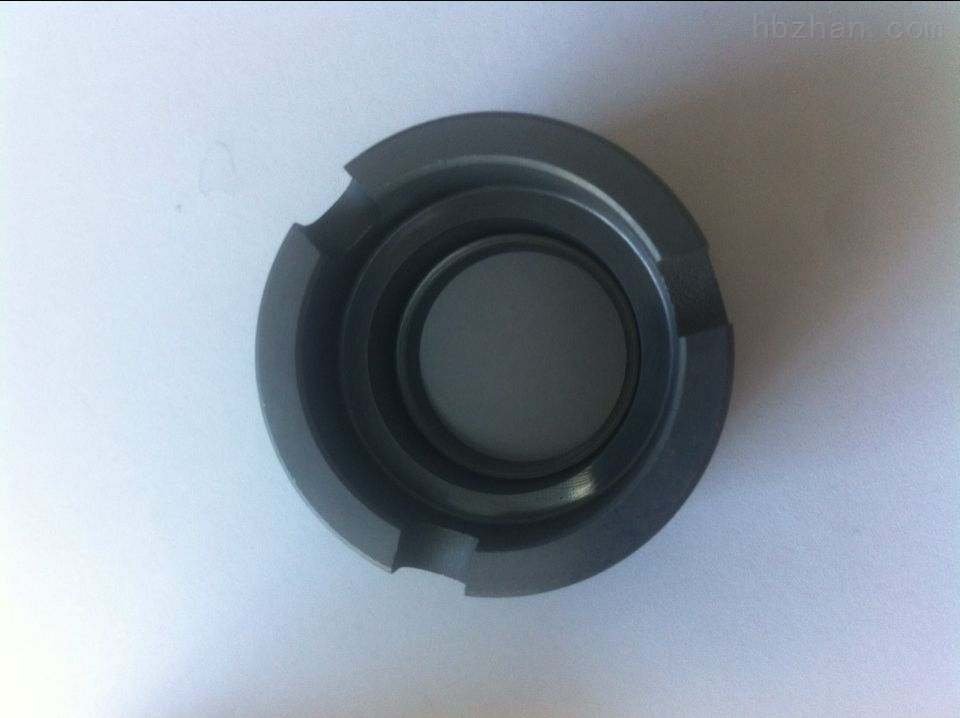 耐酸碱浸树脂石墨环,耐磨浸锑石墨圆柱材质