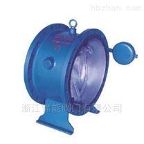 DHH44X铸钢微阻缓闭消声止回阀