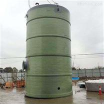 一体化预制式污水泵站