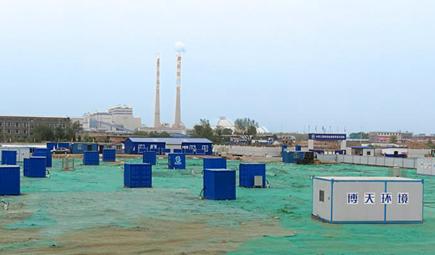 博天环境打造中国大陆首个地下水循环井修复项目