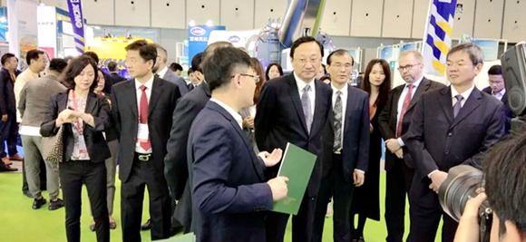 2018国际生态环境新技术大会正式拔锚起航!