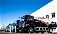 北环4.5吨以下全系列纯电动环卫车首发上市