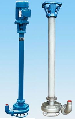 长轴液下泥浆泵特点及选型应用