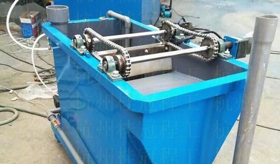 桂冠环保微纳米气浮系统助力碧水保卫战