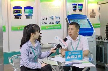專訪紹興市三鑫自動化設備有限公司總經理蔣長建