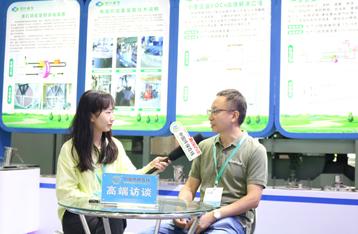 专访广东智环盛发环保科技有限公司总经理黄国和