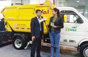 专访海沃机械(中国)有限公司产品经理张兴东