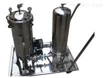袋式过滤器装置