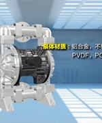 侠飞泵业气动隔膜泵