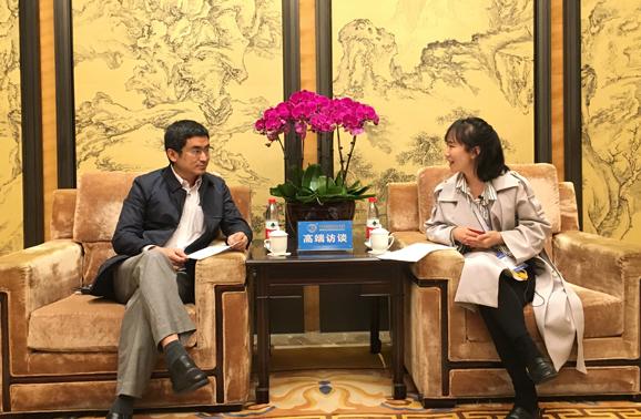 專訪匠人智慧(南京)信息科技betway手機官網總經理謝立