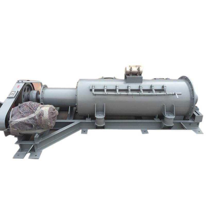sj-40-直销厂家粉尘加湿机 卧式双轴搅拌机 型号