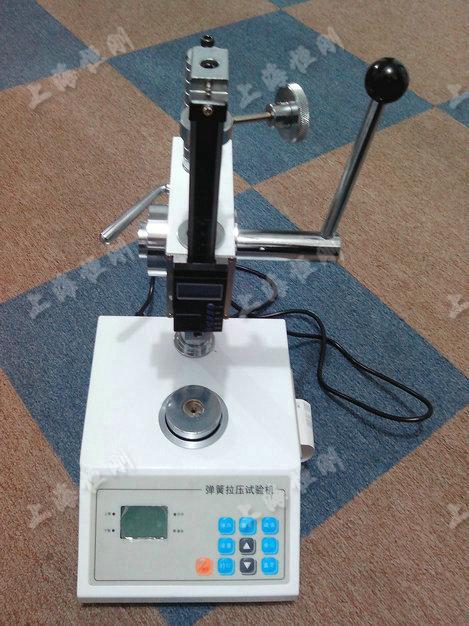 弹簧拉力检测仪
