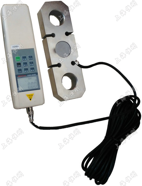 板环式电子测力仪